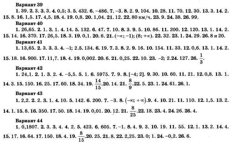 Егэ по математике 2017 под ред семенова и ященко решебник скачать